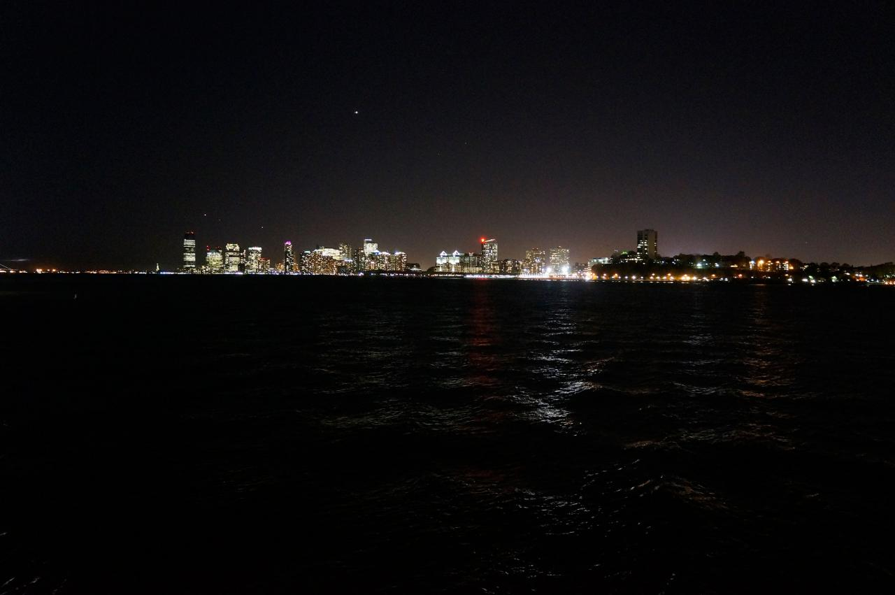 Hudson River Scene, 2014, digital photograph by Orin Buck.