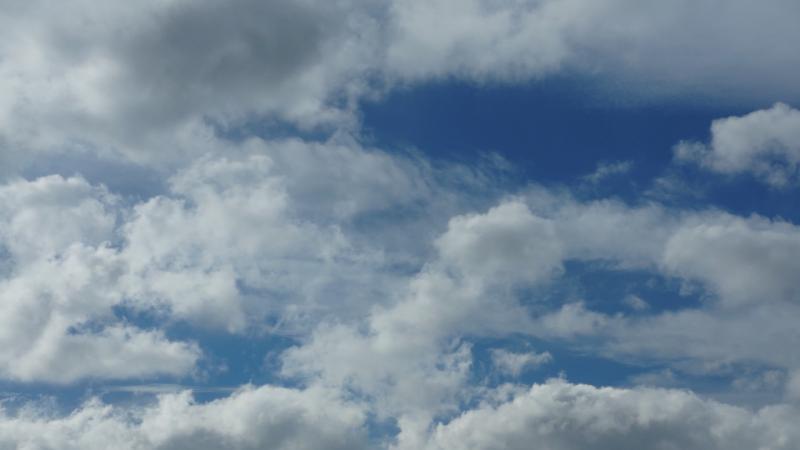 "Still from ""Clouds Inside"" video art"