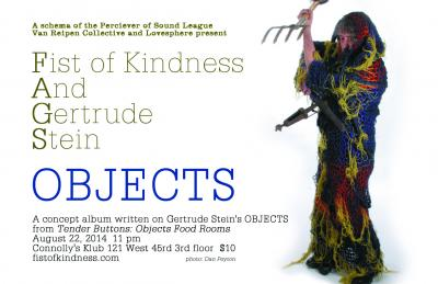 FoK and Gertrude Stein @ Connolly's Klub