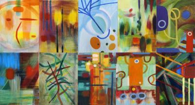 Paintings by Orin Buck