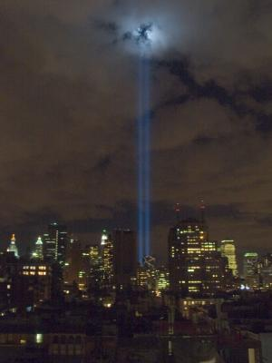9/11 Memorial photo by Orin Buck
