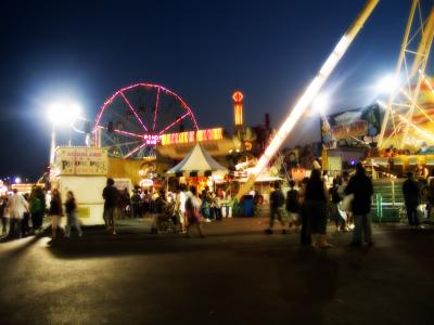 Coney Island, 2007 photoshopped photo by Orin Buck.